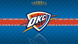Basketball Emblem Logo Nba Oklahoma City Thunder 1920x1080 Wallpaper