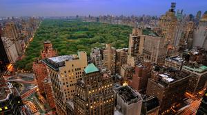 Central Park Manhattan New York 2144x1424 wallpaper