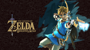 Link The Legend Of Zelda Breath Of The Wild 1920x1080 Wallpaper