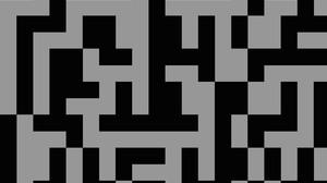 Labyrinth Pattern 3000x2000 Wallpaper
