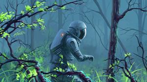 Astronaut 2000x1080 Wallpaper