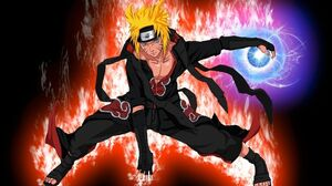 Naruto Anime Naruto Akatsuki Uzumaki Naruto Anime Anime Boys Blond Hair Blue Eyes 1920x1080 Wallpaper