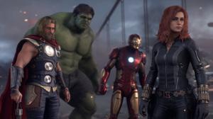 Black Widow Hulk Iron Man Marvel 039 S Avengers Thor 3840x2160 Wallpaper
