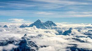 Earth Mount Everest 2002x1319 wallpaper