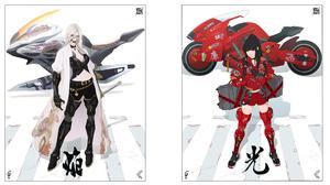 Gharliera Cyberpunk Bounty Hunter 3840x2160 Wallpaper