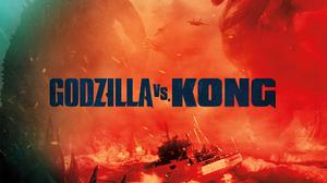 Godzilla Vs Kong Godzilla King Kong Movies Battle Kaiju Creature Movie Poster 1080x1600 Wallpaper