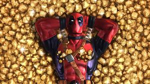 Marvel Comics Deadpool 3000x1688 Wallpaper
