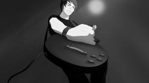 Boy Guitar Guitarist Man 1920x1080 Wallpaper