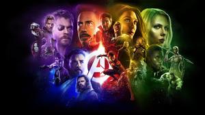 Anthony Mackie Avengers Avengers Infinity War Benedict Cumberbatch Benedict Wong Black Panther Marve 1920x1080 Wallpaper