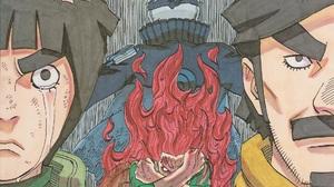 Kakashi Hatake Might Duy Might Guy Rock Lee 1920x1544 Wallpaper