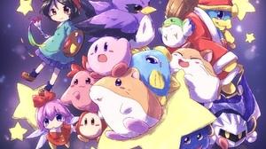 Video Game Kirby 2048x1536 wallpaper