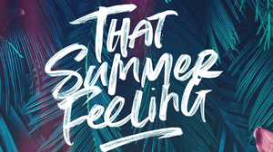 Typography Quote Abstract Summer 1920x1200 wallpaper