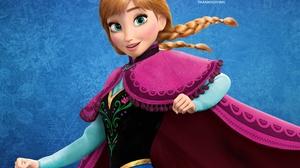 Anna Frozen Frozen Movie 1920x1440 Wallpaper