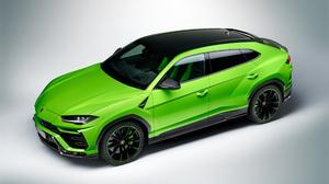 Car Green Car Lamborghini Lamborghini Urus Luxury Car Suv Vehicle 4128x2322 Wallpaper