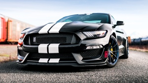 Ford Mustang Shelby Ford Mustang Ford Car Muscle Car Black Car 3840x2160 Wallpaper