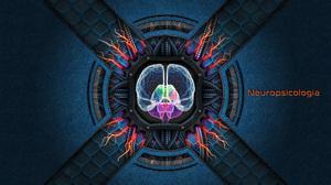 Neurons Neuropsy Brain Psycology 1920x1080 Wallpaper