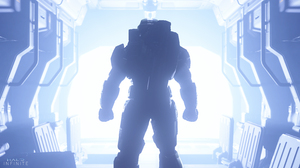 Halo Halo Infinite Master Chief Science Fiction Video Game Art Video Games 7680x4320 Wallpaper