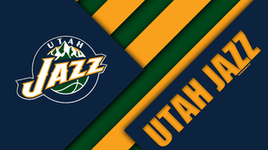Basketball Logo Nba Utah Jazz 3840x2400 Wallpaper