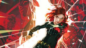 Marvel Comics Marvel Cinematic Universe Black Widow Toni Infante 3840x2160 Wallpaper