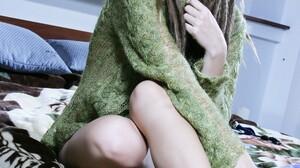 Dreadlocks Piercing Brunette In Bed Women 2592x3888 Wallpaper