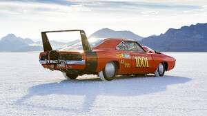 Dodge Charger Daytona Mopar Muscle Car Race Car 2040x1360 Wallpaper