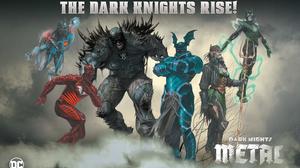 Batman Dc Comics Evil Monster 3000x1932 Wallpaper