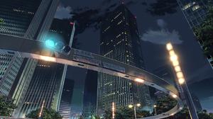 City Kimi No Na Wa 1920x1080 Wallpaper