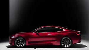 Bmw Red Car 4961x3309 Wallpaper