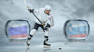 Hockey Man 4000x2666 Wallpaper