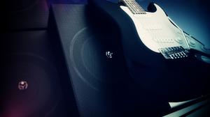 Audio Technica Guitar Speakers Music Musical Instrument 1920x1080 Wallpaper