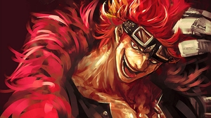 Boy Eustass Kid One Piece Red Eyes Red Hair 3840x2160 Wallpaper