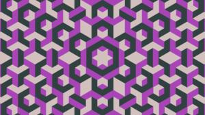 Kaleidoscope Digital Art Artistic Pink 4390x2534 Wallpaper