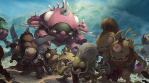 Heroes Of The Storm D Va Overwatch 2000x824 Wallpaper