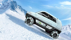 Vehicles Magna Steyr Mila Alpin Concept 1920x1200 Wallpaper