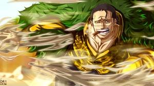 Crocodile One Piece 2955x1361 Wallpaper