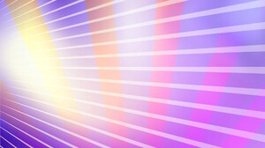 Abstract Colorful Digital Art Geometry Gradient Pastel Stripes 1920x1080 Wallpaper