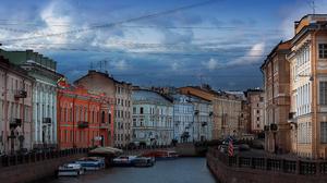 Man Made Saint Petersburg 2000x1333 Wallpaper