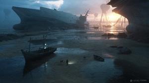 Sci Fi Post Apocalyptic 1920x1080 wallpaper