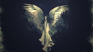 Angel 1920x1200 wallpaper