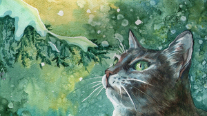 Cat 1920x1200 Wallpaper