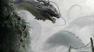 Dragon Fantasy 2154x1536 Wallpaper