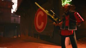 Team Fortress 2 Sniper Team Fortress 1920x1080 Wallpaper