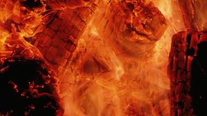 Fire 2950x2094 wallpaper