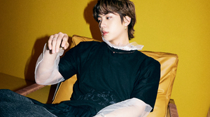 Jin Singer Singer K Pop 2150x1613 Wallpaper