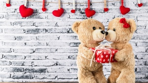 Teddy Bear Gift 5472x3648 Wallpaper