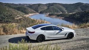 Bmw Car White Car Luxury Car Bmw 840i 6000x4000 Wallpaper