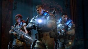 Gears Of War 4 Kait Diaz James Dominic Fenix Delmont Walker 3840x2160 Wallpaper
