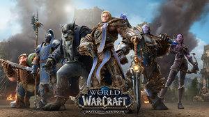 Anduin Wrynn Genn Greymane Night Elves Dwarfs Draenei Warcraft World Of Warcraft Blizzard Entertainm 2560x1440 Wallpaper