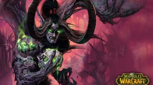 World Of Warcraft World Of Warcraft The Burning Crusade Illidan Stormrage 1920x1200 Wallpaper