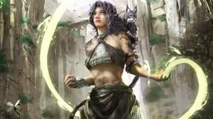 Artwork Fantasy Art Women 4000x2250 Wallpaper
